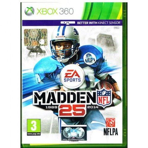 Madden NFL 25 X360 Używana
