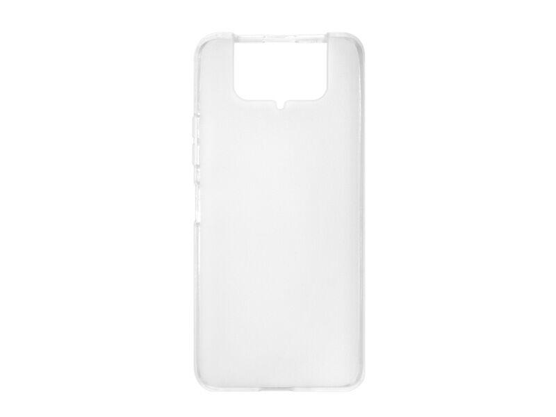 Asus Zenfone 7 (ZS670KS) - etui na telefon FLEXmat Case - biały