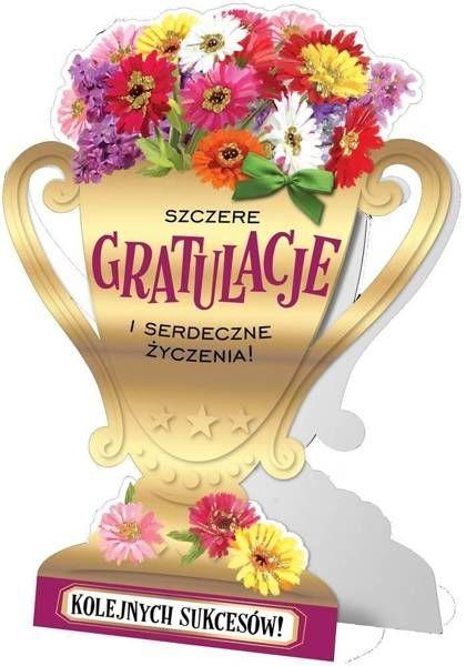 Karnet Primus 0143 Gratulacje - Kukartka