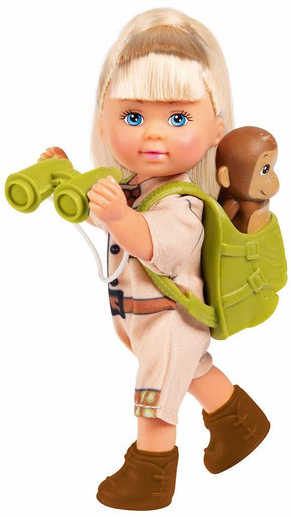 Simba EL Evi z małpkami