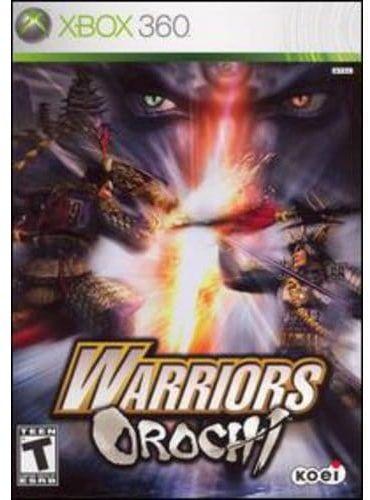 Warriors Orochi X360 Używana