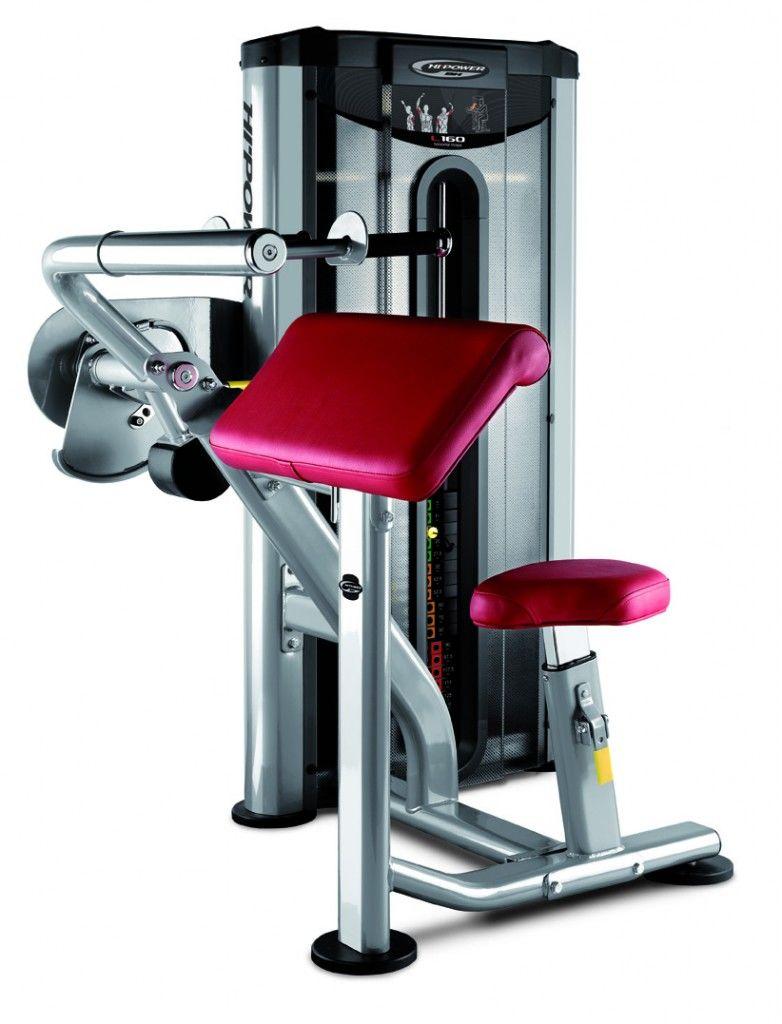 Maszyna do ćwiczeń mięśni tricepsu Triceps L160 BH Fitness