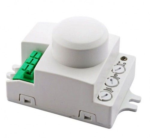 Mikrofalowy czujnik ruchu i zmierzchu ORNO 360  OR-CR-216 mini