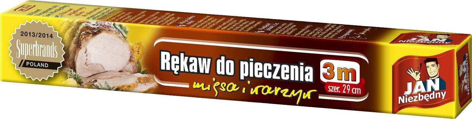 Jan Niezbędny rękaw do pieczenia 3m szer. 29cm
