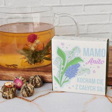 Mamo, kocham Cię z całych sił - Herbata kwitnąca