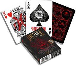 Bicycle 1041160 ukryta talia kart do gry w pokera, wiele