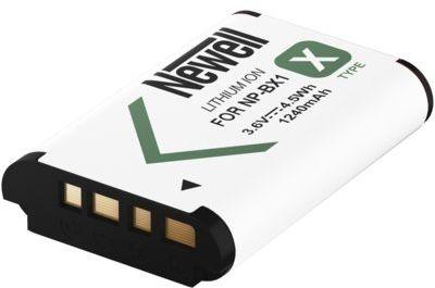 Akumulator NEWELL 1240 mAh do Sony NP-BX1