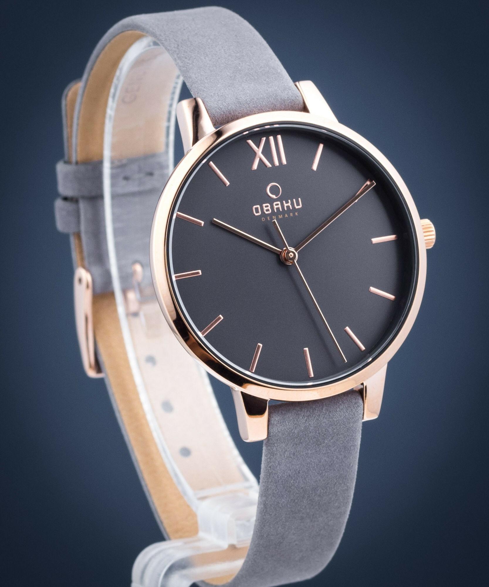 Zegarek Obaku Denmark V209LXVJRJ LIV - PEBBLE - CENA DO NEGOCJACJI - DOSTAWA DHL GRATIS, KUPUJ BEZ RYZYKA - 100 dni na zwrot, możliwość wygrawerowania dowolnego tekstu.