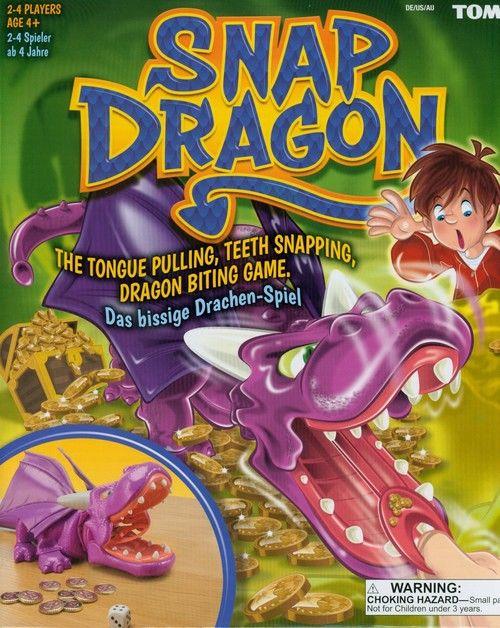 Snap Dragon ZAKŁADKA DO KSIĄŻEK GRATIS DO KAŻDEGO ZAMÓWIENIA
