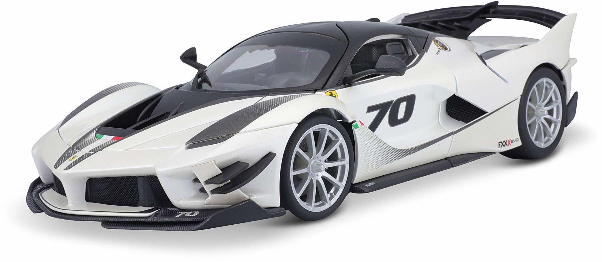 Bburago 1:18 Ferrari Fxx-K Evoluzione, szary