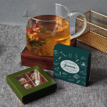 Na Panią zawsze można liczyć- Herbata kwitnąca