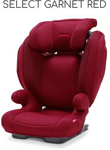 Recaro Monza Nova 2 Seatfix (15-36 kg) - Select Garnet Red