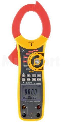 Miernik cęgowy AX-3550 AC:0.1 100/400/750V