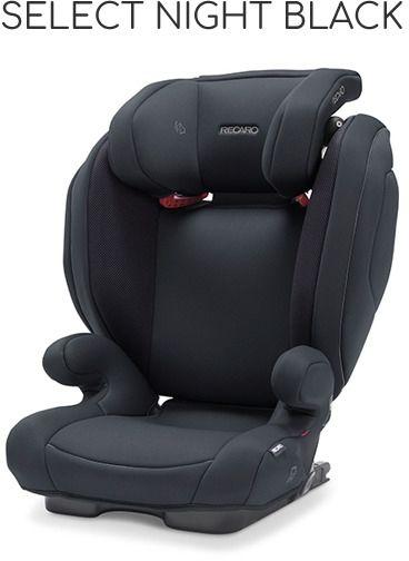 Recaro Monza Nova 2 Seatfix (15-36 kg) - Select Night Black