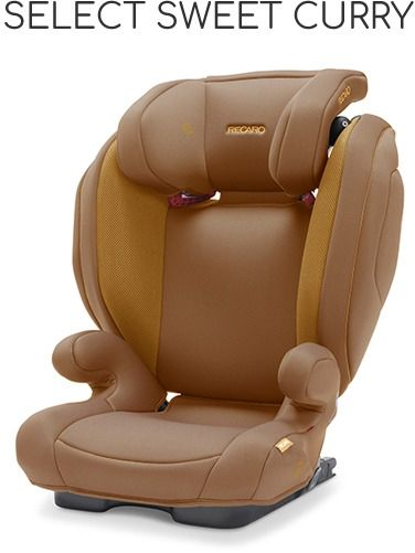 Recaro Monza Nova 2 Seatfix (15-36 kg) - Select Sweet Curry