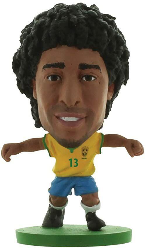 Soccerstarz - Brazylia Dante - zestaw domowy / figurki