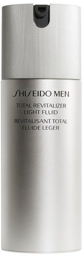 Shiseido Men Total Revitalizer Light Fluid fluid nawilżający 80 ml