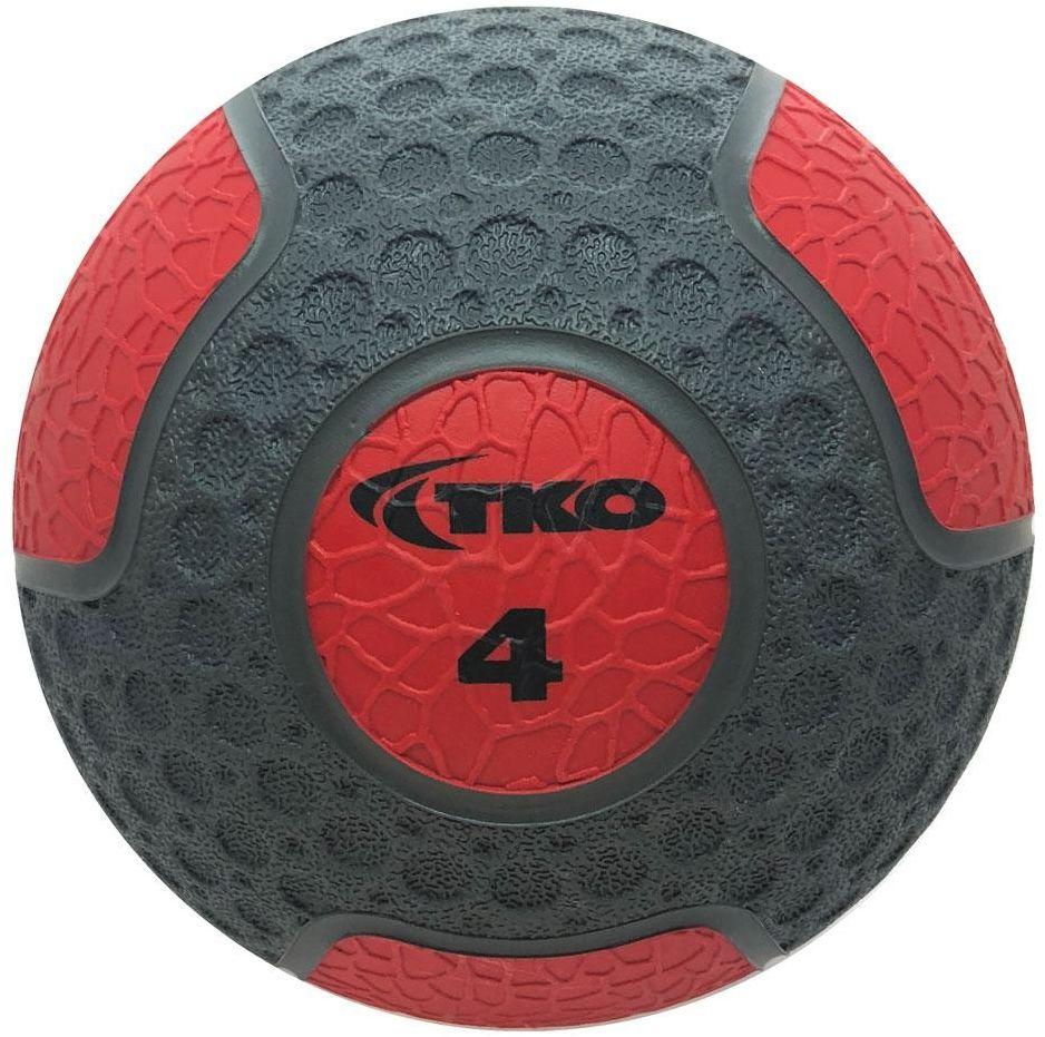 Piłka lekarska Rubberized Medicine Ball 4kg K509CMB TKO