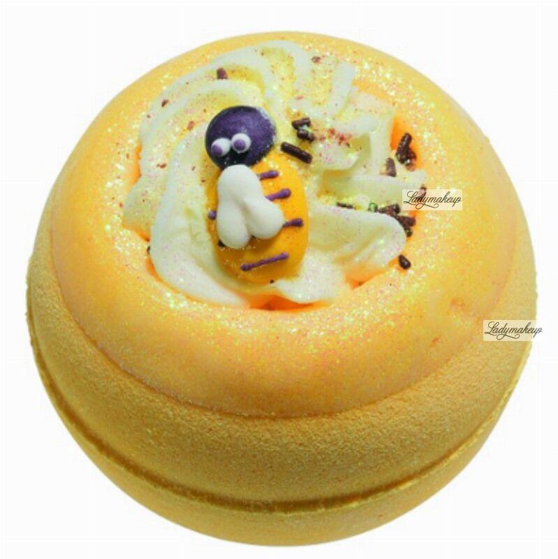 Bomb Cosmetics - Honey Bee Mine - Musująca kula do kąpieli - PSZCZÓŁKA