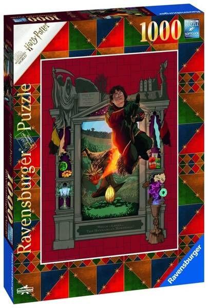 Puzzle 1000 Harry Potter 4 - Ravensburger