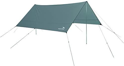 Easy Camp Plandeka uniseks 4 x 4 m, szara, jeden rozmiar