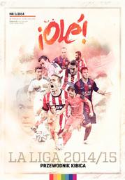 Ol ! Magazyn - Przewodnik kibica La Liga 2014/15 - Ebook.