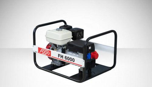 Fogo FH 6000 Agregat prądotwórczy trójfazowy 400V/230V