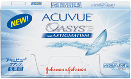 Acuvue Oasys for Astigmatism 6 szt.