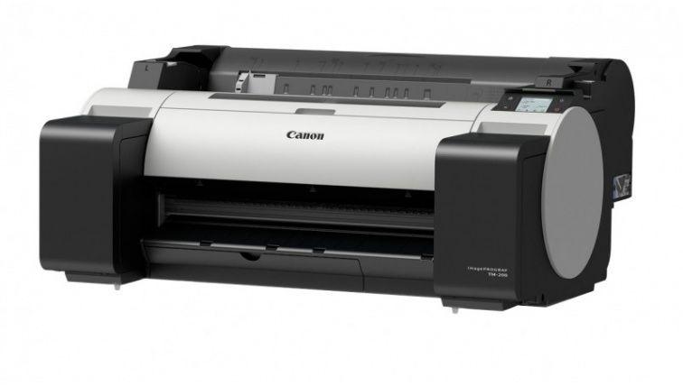 Ploter CANON imagePROGRAF TM-200 bez podstawy - 610mm + 100m papieru GRATIS - GOLD PARTNER CANON (CF3062C003)