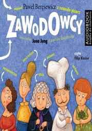 Zawodowcy - Audiobook.