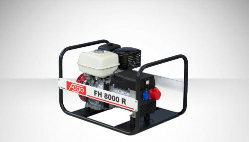 Fogo FH 8000 R Agregat prądotwórczy trójfazowy 400V/230V AVR automatyczny regulator napięcia