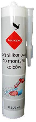 Klej silikonowy Ecopic 300 ml