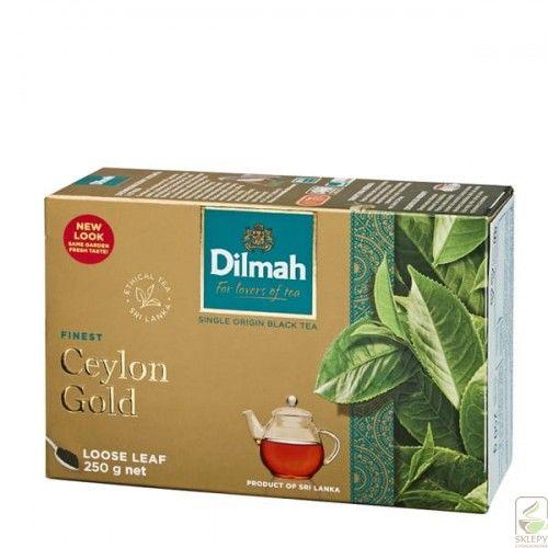 Dilmah Ceylon Gold 250g herbata liściasta