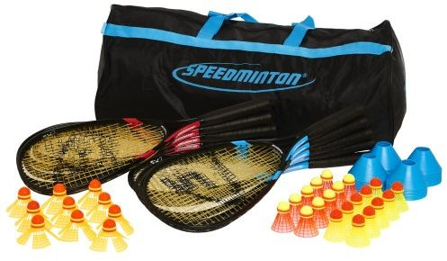 Speedminton BIG SET SPORT & FUN crossminton