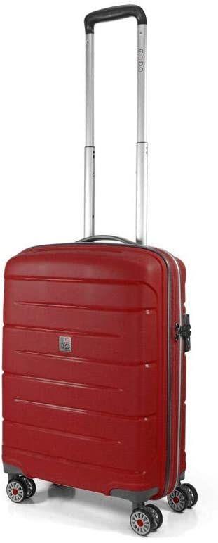 MODO BY RONCATO Starlight 2.0 walizka, 55 x 40 x 20 cm, czerwony (czerwony) - 42340389