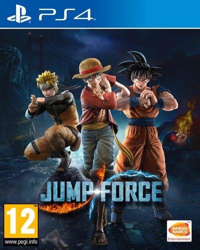 Jump Force PS 4 Używana