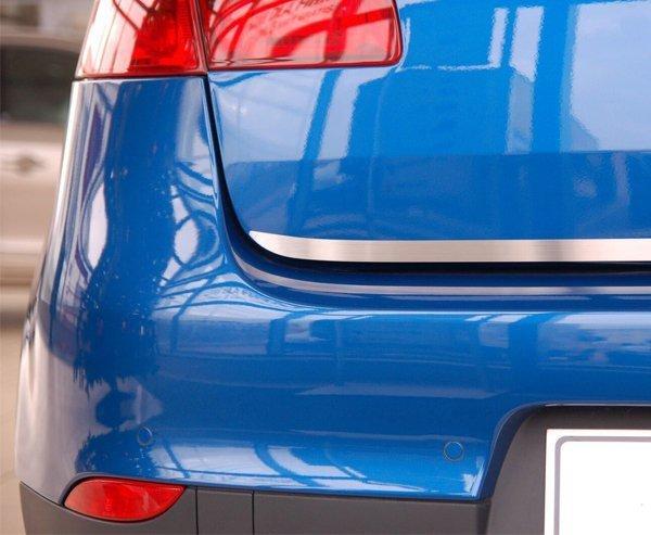 KIA SORENTO II 2009-2012 Listwa na klapę bagażnika (matowa)