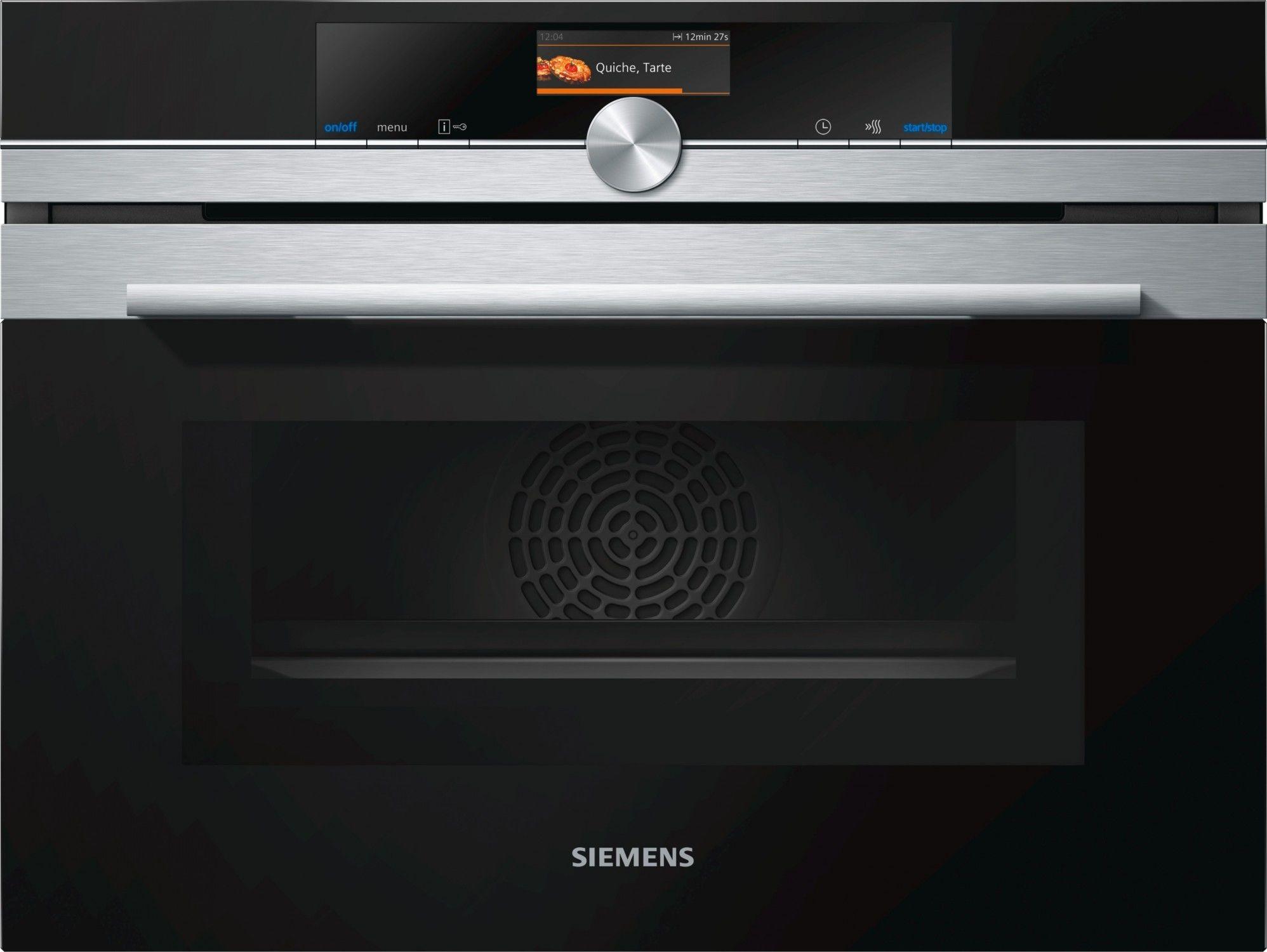 Piekarnik Siemens CM656GBS1 sLine, i 100 zł do wykorzystania na BP lub EMPIK ! I tel. (22) 266 82 20 I Raty 0 % I kto pyta płaci mniej I Płatności onl