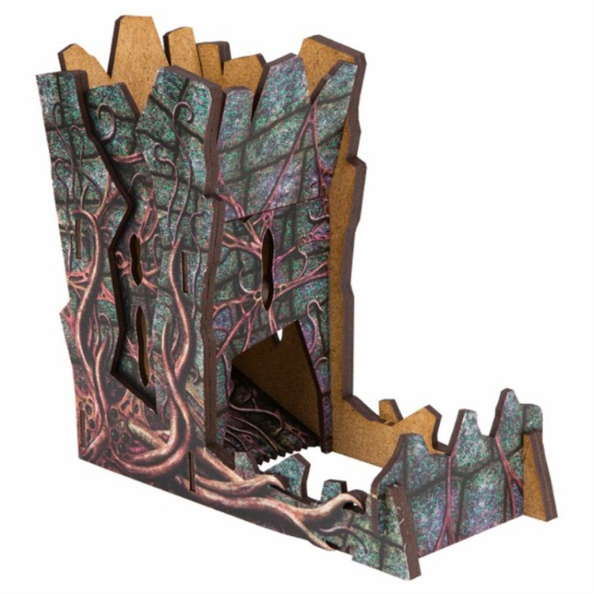 Q-WORKSHOP Call Of Cthulhu kolorowa wieża kości