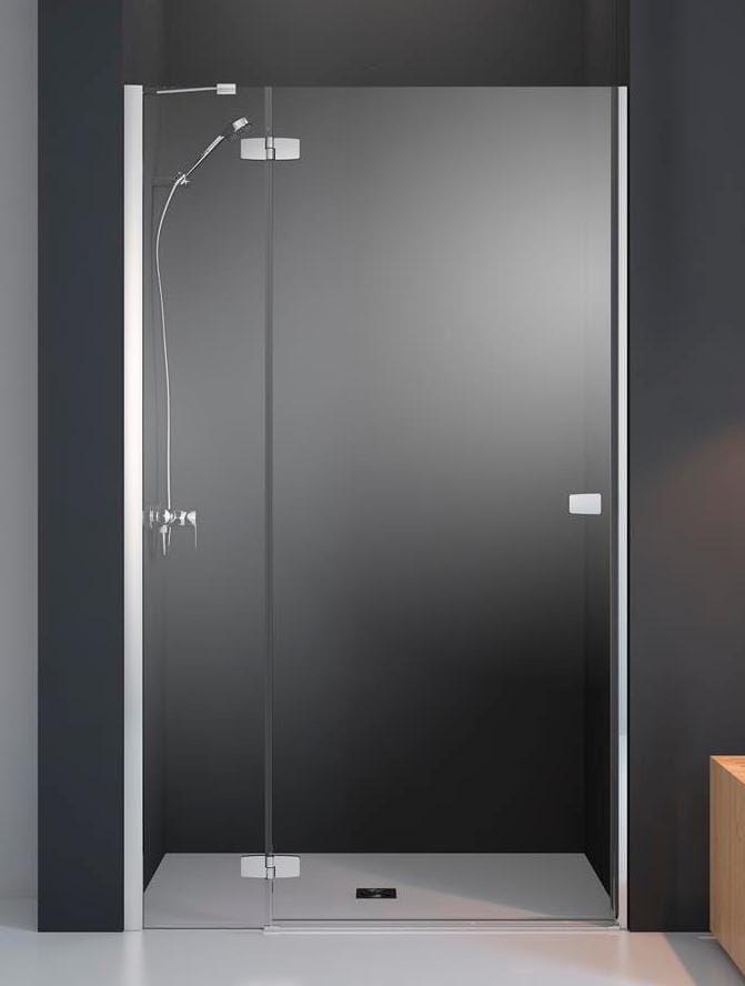 Drzwi wnękowe Radaway FUENTA NEW DWJ 90 cm lewe, wys. 200 cm szkło przejrzyste 384013-01-01L