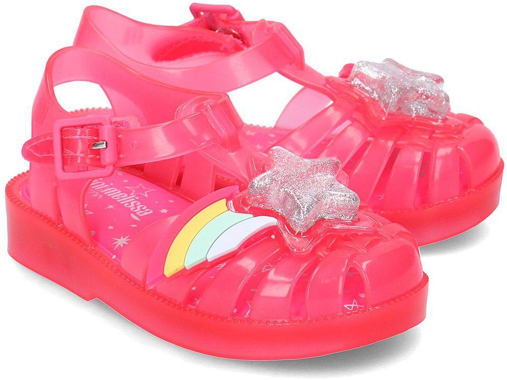 Melissa Possession II - Sandały Dziecięce - 32442 06376 - Różowy