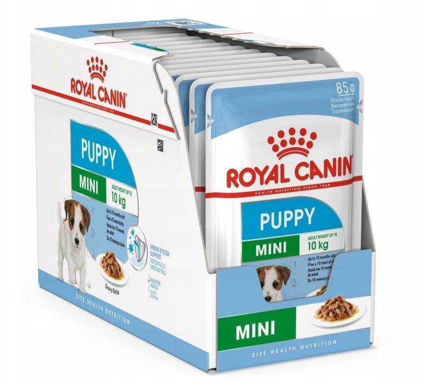 Royal Canin Mini Puppy 12x85g