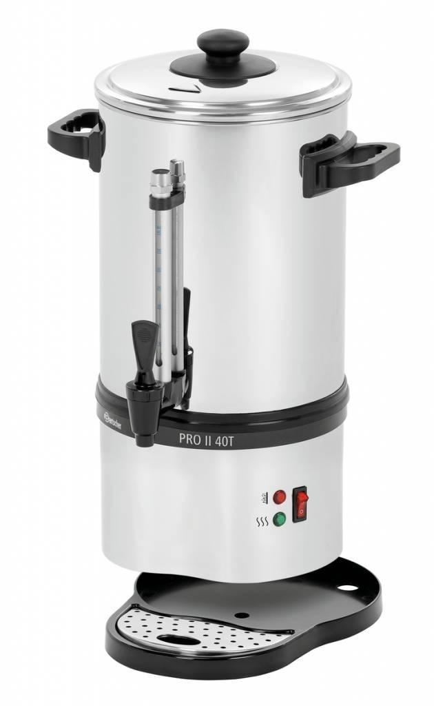 Bartscher Perkolator PRO II 40T 6L 1200W 230V 310x320x(H)480mm - kod A190148