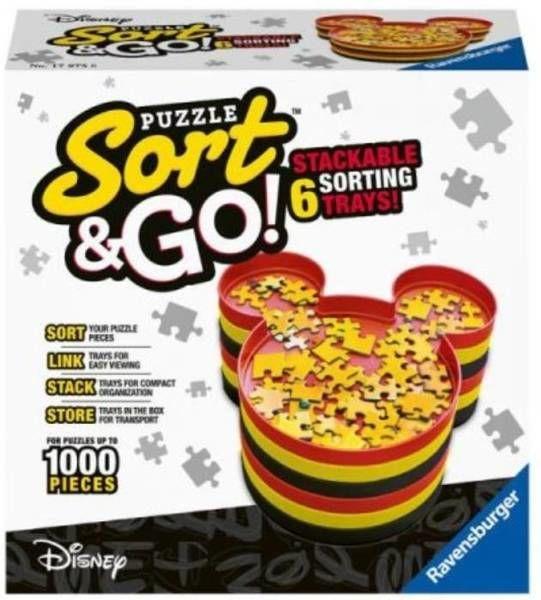 Puzzle Sorter Mickey''s Sort&Go! - Ravensburger