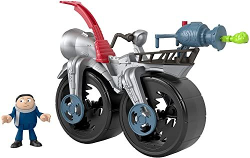Fisher Price - Imaginext Gru''s Cycle (DreamWorks)