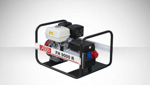 Fogo FH 9000 R Agregat prądotwórczy trójfazowy 400V/230V AVR automatyczny regulator napięcia