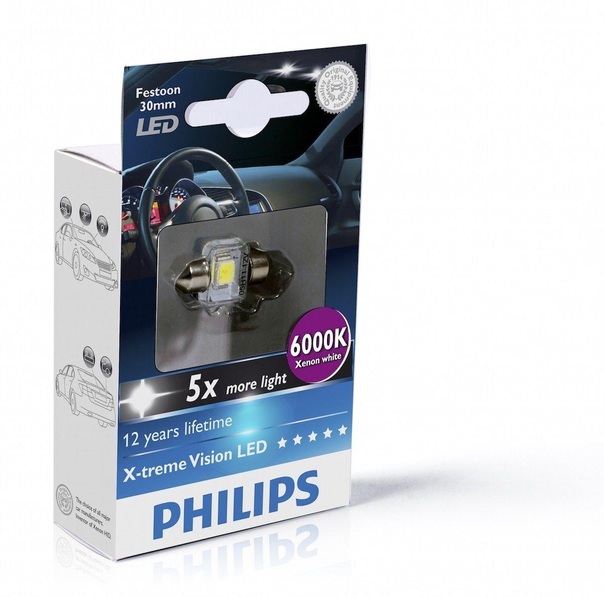 Żarówka, oświetlenie wnętrza PHILIPS 129416000KX1