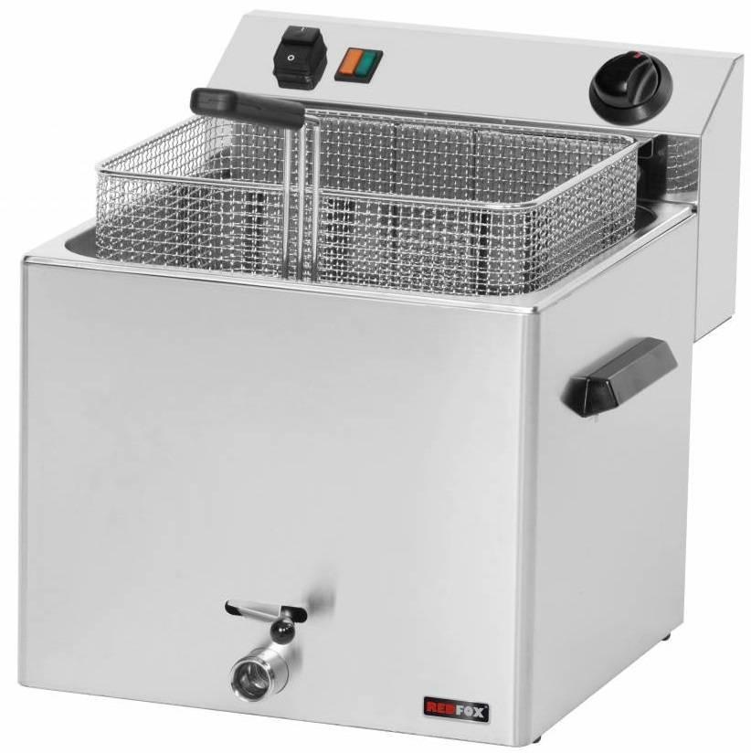 Frytownica elektryczna trójfazowa 11L 8000W 360x420x(H)370mm