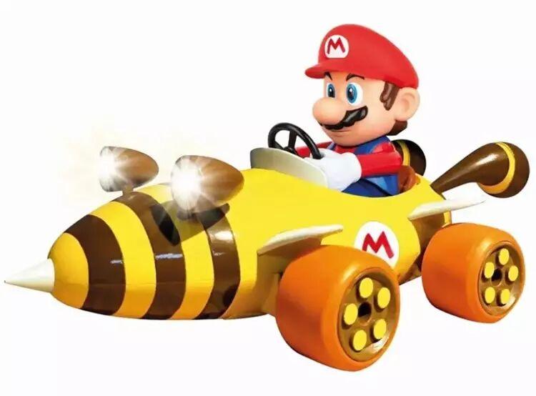 Carrera RC Mario Kart Bumble V, Mario 2,4GHz - Carrera