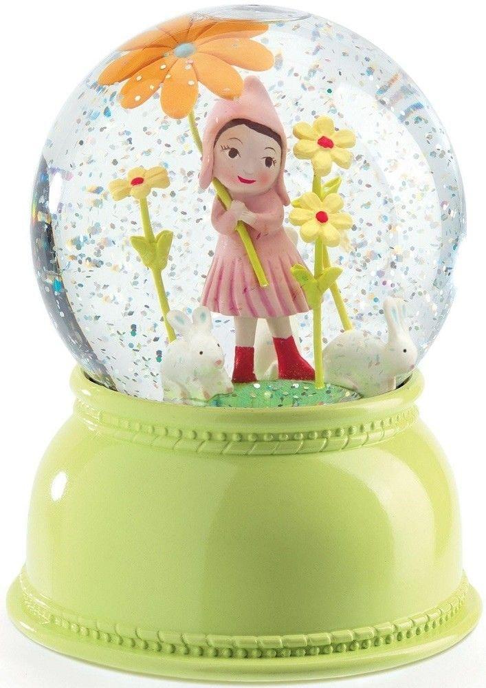 Djeco - Dd3404 Lampka Nocna - Mała Dziewczynka